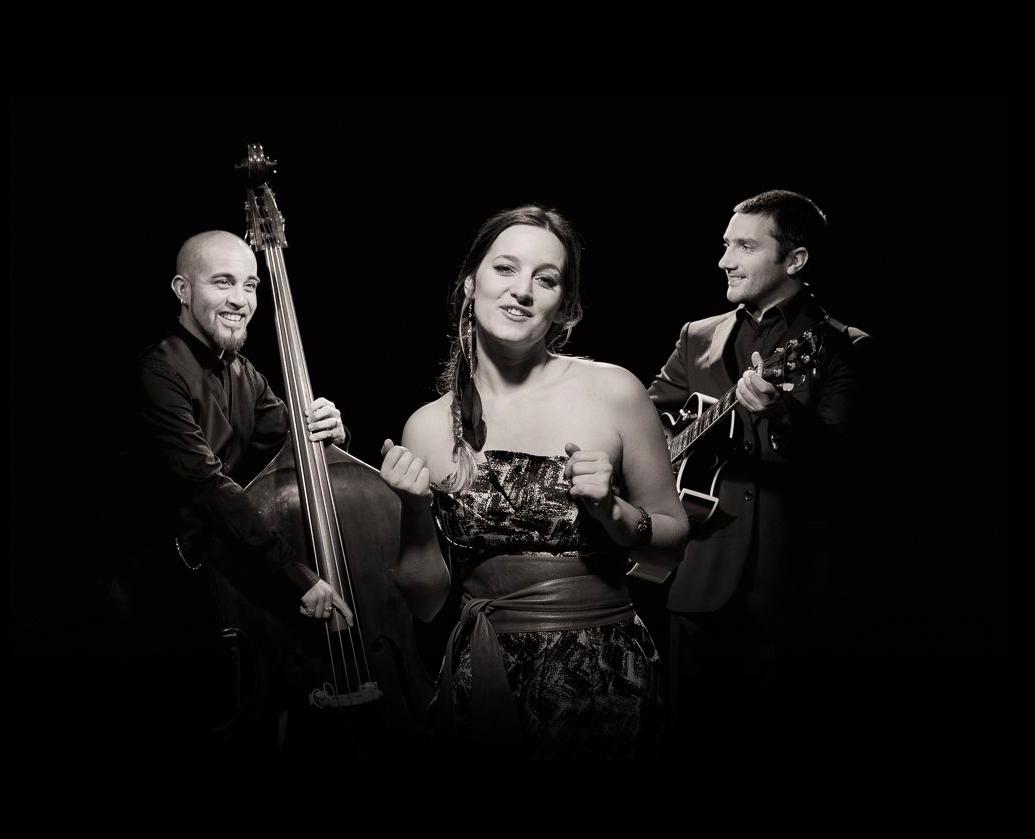 Circle Trio, chanteuse jazz mariage Lyon