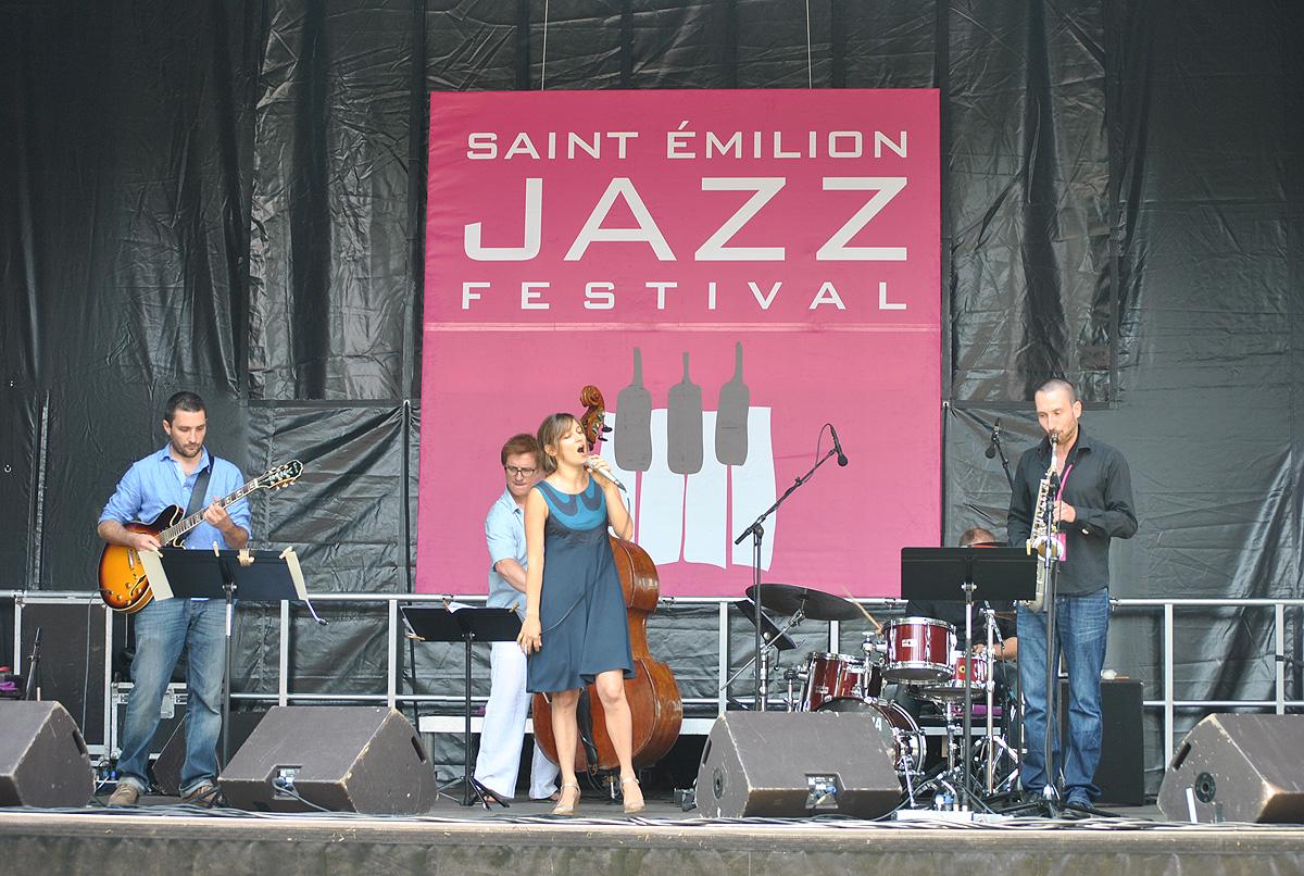 Circle Quintet au Saint Emilion Jazz Festival