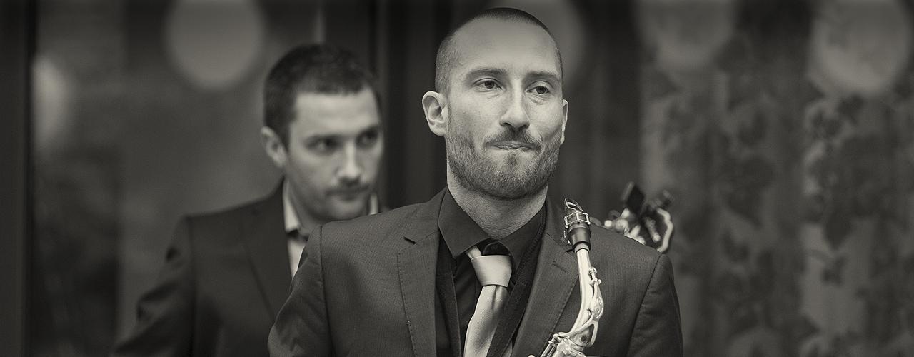Saxophone mariage