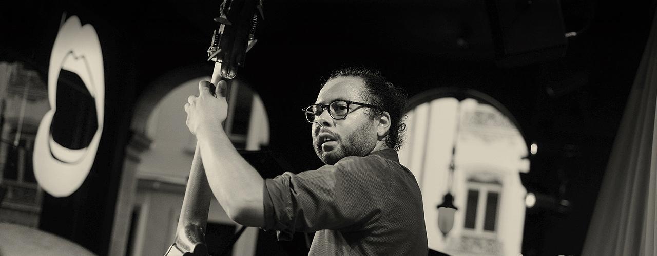 Contrebassiste jazz lyon