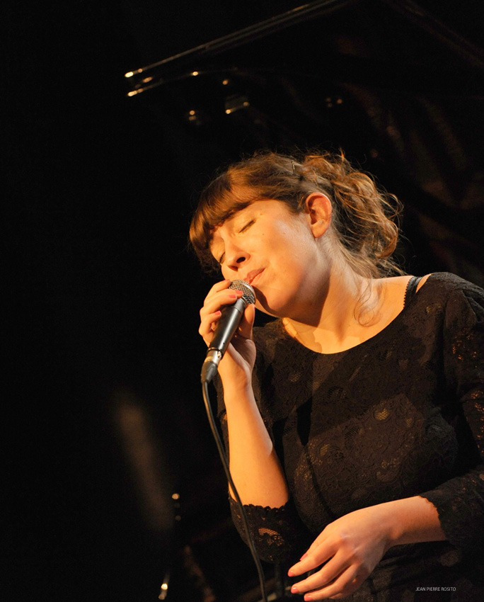 Travelin' Light, chanteuse en duo jazz à Grenoble