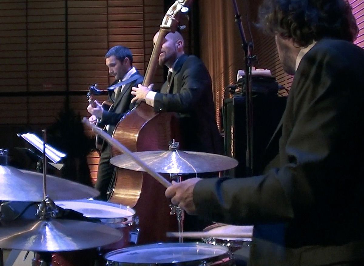 trio jazz Lyon, orchestre pour soirées privés, gala, animation mariage etc ...