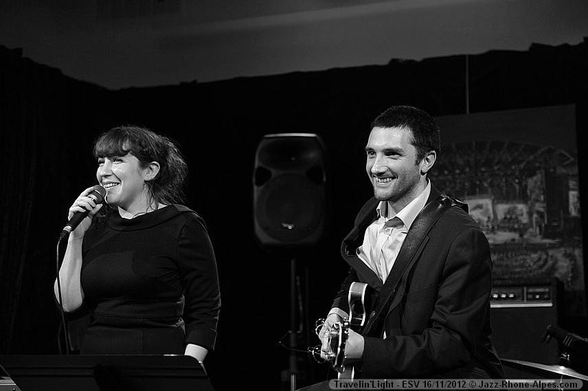 Chanteuse de jazz Lyon, restaurant club de jazz à Vienne