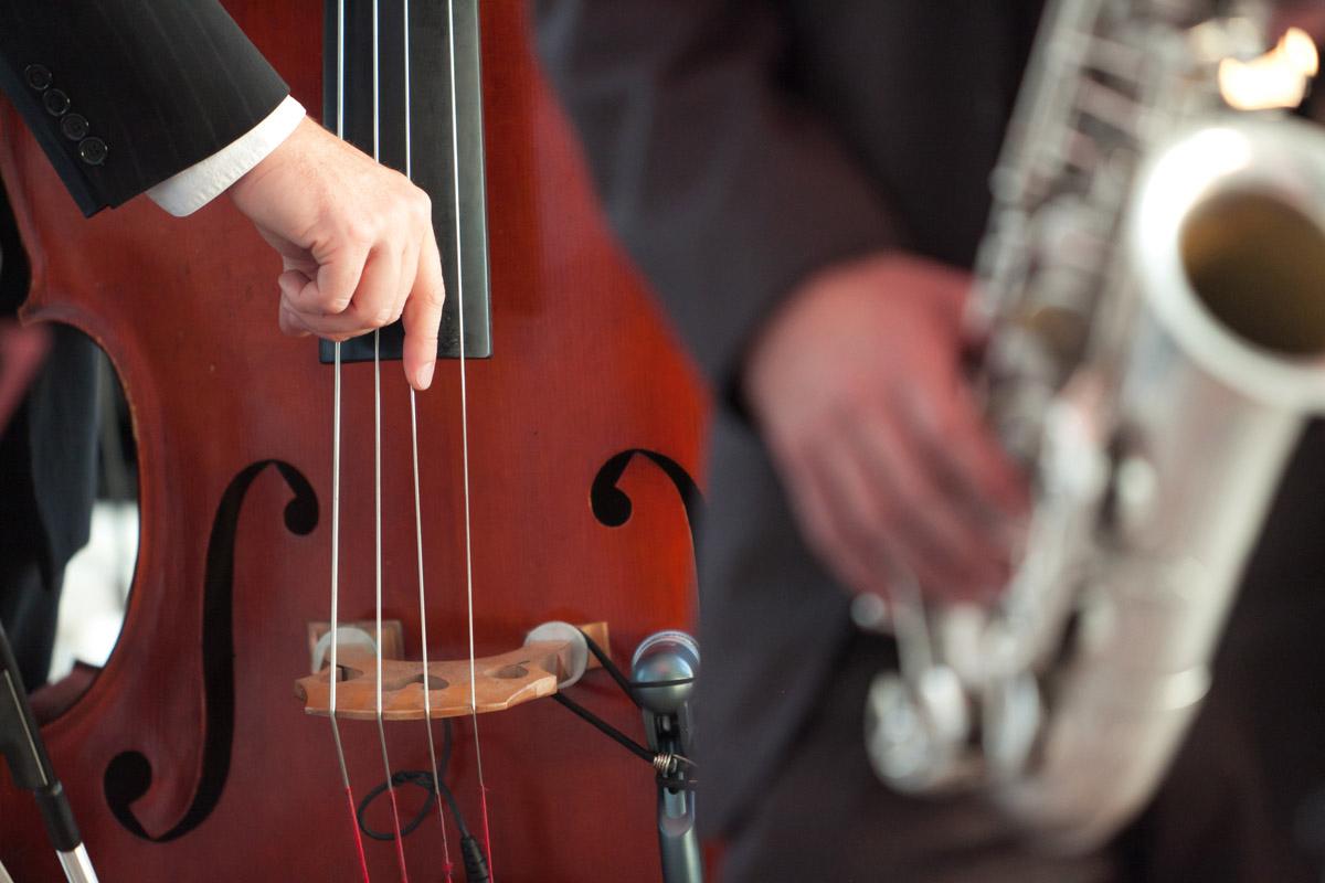Circle Jazz, Orchestre et chanteuse jazz, cocktail de mariage à La Baulle