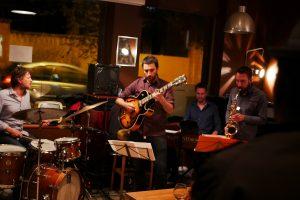 Organ Quartet, Jazz & soul-funk, Blue Note vintage, Obamo Café