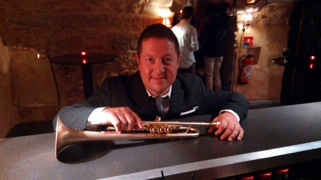 Jim Rotondi, Clef de Voute à Lyon