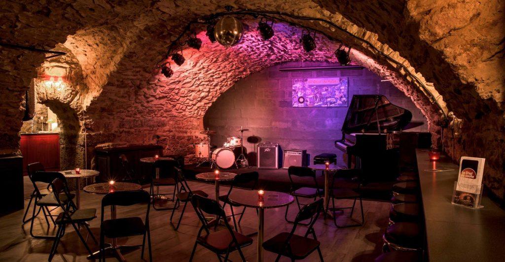 Club de jazz à Lyon, La Clef de Voute