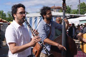 trio swing et new orleans acoustique