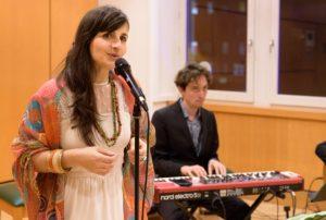 chanteuse et groupe de bossa nova et musique brésilienne à Lyon