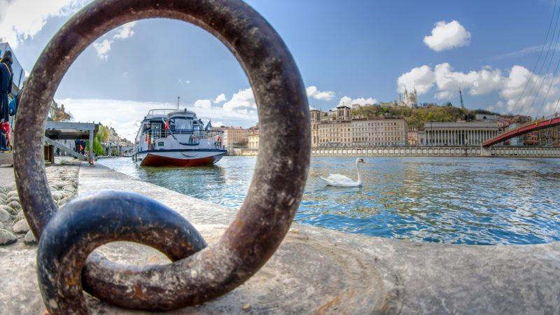 Bateaux Lyonnais : croisière sur la Saône à Lyon