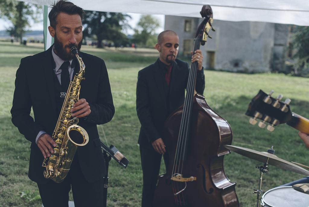 plusieurs ambiances pour animer votre mariage en musique : jazz standards, swing, latin jazz