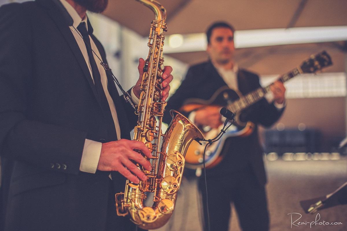 saxophoniste jazz pour animer vins d'honneur, mariages, afterworks